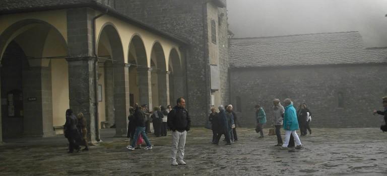 Gita ad Arezzo e La Verna (12 ottobre 2013)