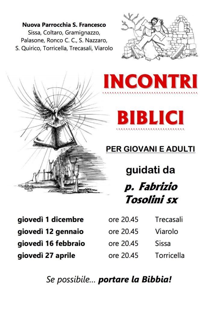 Formazione per adulti, Nuova Parrocchia di San Francesco