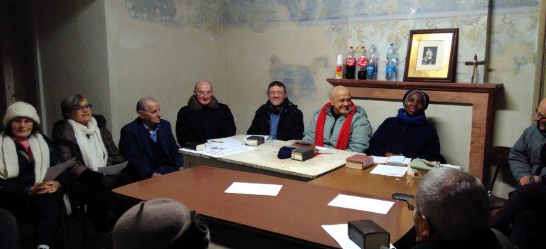 Incontro di catechesi con padre Tosolini - 12 gennaio 2017
